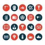 Symboler för skåra för svetsningservicelägenhet Rullande metallprodukter, karosseri, rostfritt stållaser-klipp, fabricering, säke