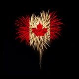 symboler för den knappKanada dagen ställde in Välkomnande till Kanada Royaltyfri Foto