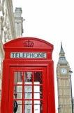 symboler london Royaltyfri Foto
