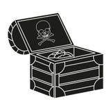 symboler piratkopierar Arkivfoton