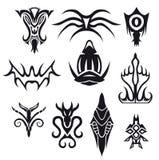 Symboles Image libre de droits