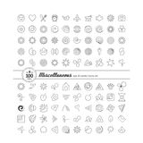 Symboles abstraits illustration libre de droits