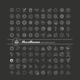 Symboles abstraits illustration stock