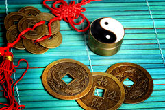 Symboles chinois Photographie stock libre de droits