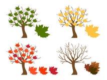 Symboles d'automne Photographie stock