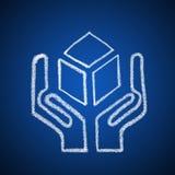symboles d'emballage illustration de vecteur