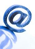 Symboles d'Internet Photo stock