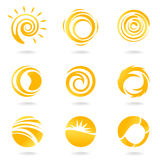 Symboles de Sun