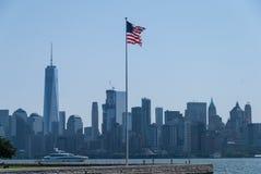 Symboles des Etats-Unis Photographie stock libre de droits