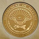 Symboles des marines militaires d'armée de l'air de marine d'armée des Etats-Unis Image libre de droits