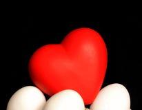Symboles para a vida e o amor Foto de Stock
