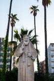 Symboles religieux dans la ville Images stock