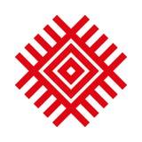 Symboles slavic tôt Ressort illustration de vecteur