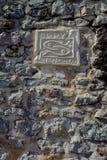 Symbolet av Budva Arkivfoton