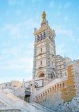 Symbolet av Marseille Royaltyfria Bilder