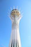 Symbolet av Republikenet Kazakstan, Baiterek Arkivfoto