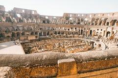 Symbolet av Rome, amfiteatern av Colosseumen, royaltyfria bilder