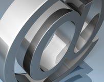 symbolet zoom Fotografering för Bildbyråer