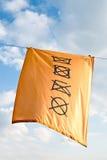 symboli/lów target2011_1_ Obrazy Royalty Free