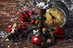Symbolic Christmas Royalty Free Stock Photos