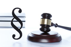Gavel And Gown Royalty Free Stock Image - Image: 24535956