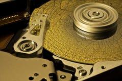 Symbolic data corrosion Royalty Free Stock Photo