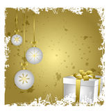 Symbolic illustration for christmas Royalty Free Stock Photography