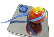 Symbolic image for weight loss Stock Photos