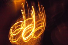 Symbolic Light No. 11 (d) Royalty Free Stock Photography
