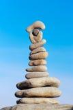 Symbolic Stones Stock Image