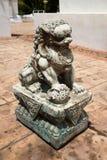 Symbolic traditional thai statue Stock Images