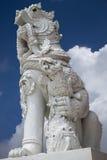 Symbolic traditional thai statue Royalty Free Stock Photo