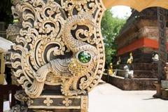 Symbolic traditional thai statue Stock Image