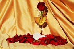 Symboliczna przegrana miłość fotografia royalty free