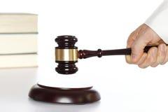 Symboliczny sąd Fotografia Royalty Free