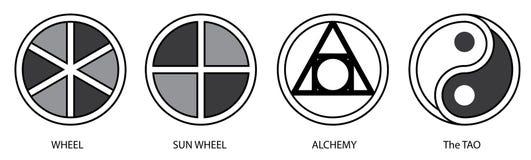Symbols 1 Stock Photography