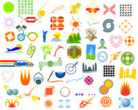 Symbols stock illustration
