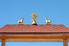 Symbols Buddhist Stock Image
