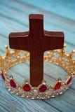 Symbols of Christianity Royalty Free Stock Photo
