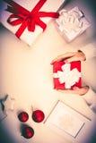 Symbols of Christmas Stock Photography