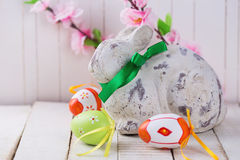 Symbols of Easter Stock Photography