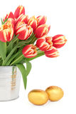 Symbols of Easter Royalty Free Stock Images