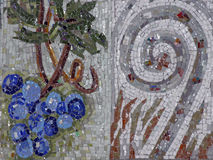 Symbols of the Eucharist Stock Photos