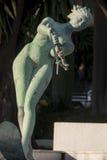 Symbols of Marbella, sculpture Venus Stock Images