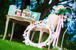 Free Symbols Of Alice In Wonderland Stock Images - 105731554