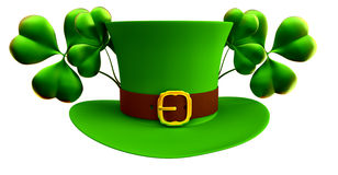 Free Symbols Of Patrick Day Royalty Free Stock Image - 27543656