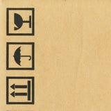 Symbols packing Stock Photos