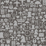 Symbols pattern Stock Images