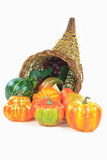 Symbols of Thanksgiving Day. Royalty Free Stock Image