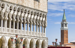 Symbols of Venice Stock Photo